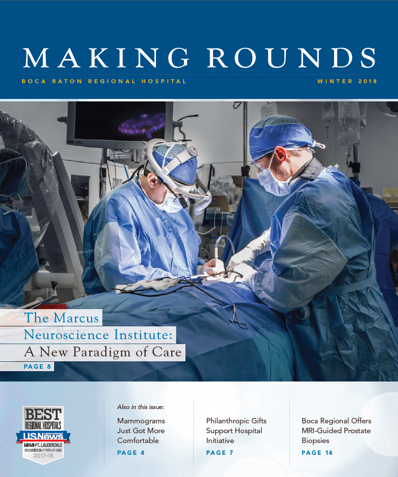 Making Rounds Winter 2018 Edition View PDF Button