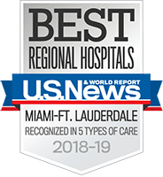 Best Regional Hospitals, U.S. News & World Reports 2018-2019