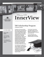 Innerview Newsletter February 2014 Edition View PDF Button