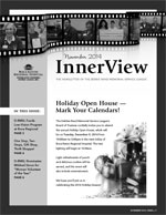 Innerview Newsletter November 2014 Edition View PDF Button