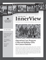 Innerview Newsletter January February 2019 Edition View PDF Button