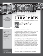 Innerview Newsletter July August 2018 Edition View PDF Button