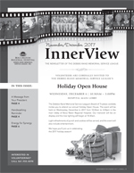 Innerview Newsletter November December 2017 Edition View PDF Button