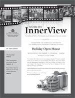 Innerview Newsletter November December 2018 Edition View PDF Button