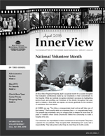 Innerview Newsletter April 2015 Edition View PDF Button