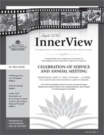 Innerview Newsletter April 2016 Edition View PDF Button