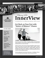 Innerview Newsletter February 2015 Edition View PDF Button