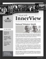 Innerview Newsletter March 2015 Edition View PDF Button