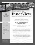 Innerview Newsletter September October 2016 Edition View PDF Button