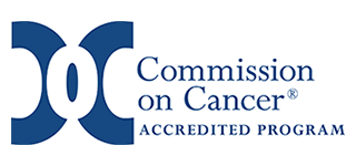 Logo of Commission on Cancer - Accredited Program